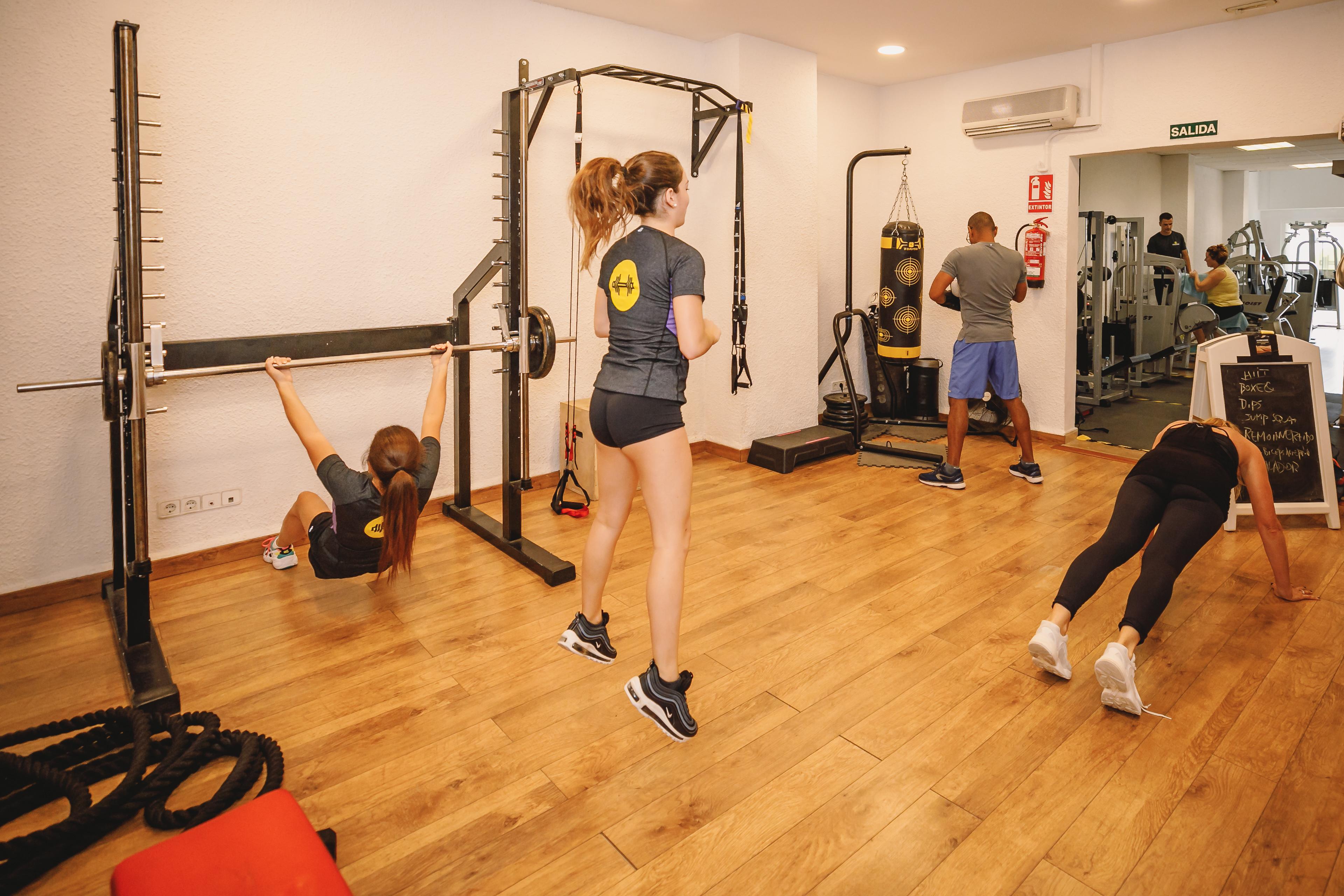 Grupos de entrenamiento Palma de Mallorca